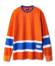 BLANK HOCKEY JERSEY - ORANGE