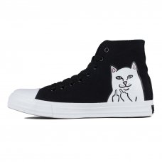<img class='new_mark_img1' src='//img.shop-pro.jp/img/new/icons5.gif' style='border:none;display:inline;margin:0px;padding:0px;width:auto;' />LORD NERMAL HIGH-TOP SHOES (BLACK)