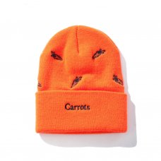 <img class='new_mark_img1' src='//img.shop-pro.jp/img/new/icons47.gif' style='border:none;display:inline;margin:0px;padding:0px;width:auto;' />ALL OVER CARROTS BEANIE - CARROT