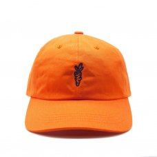 SIGNATURE CARROT BALL CAP - CARROT