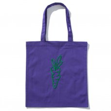 <img class='new_mark_img1' src='//img.shop-pro.jp/img/new/icons5.gif' style='border:none;display:inline;margin:0px;padding:0px;width:auto;' />SIGNATURE CARROT TOTE BAG - PURPLE CARROT