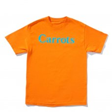 <img class='new_mark_img1' src='//img.shop-pro.jp/img/new/icons5.gif' style='border:none;display:inline;margin:0px;padding:0px;width:auto;' />CARROTS WORDMARK TEE - CARROT