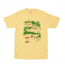 COURTS TEE - YELLOW