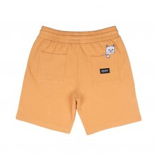 PEEK A NERMAL OVER DYE SWEAT PANTS (ORANGE)