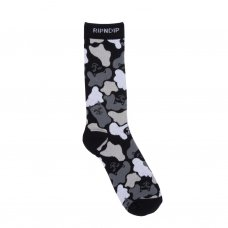 <img class='new_mark_img1' src='//img.shop-pro.jp/img/new/icons5.gif' style='border:none;display:inline;margin:0px;padding:0px;width:auto;' />BRIZZARD SOCKS (BLACK)
