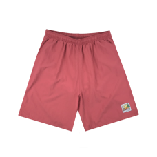 DRYLANDS BEACH SHORTS - CRIMSON