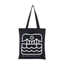 ATLANTIC TOTE - BLACK