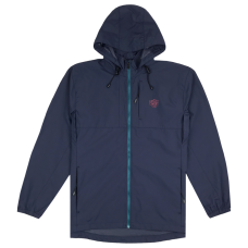 <img class='new_mark_img1' src='//img.shop-pro.jp/img/new/icons5.gif' style='border:none;display:inline;margin:0px;padding:0px;width:auto;' />TRIBORO WINDBREAKER - NAVY