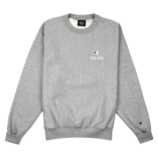 <img class='new_mark_img1' src='//img.shop-pro.jp/img/new/icons5.gif' style='border:none;display:inline;margin:0px;padding:0px;width:auto;' />CLASSIC CHAMPION CREWNECK - OXFORD GREY