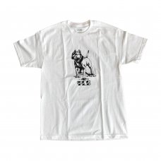 BIG DAWG TEE - WHITE
