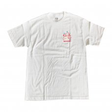 COLDEST BEER TEE - WHITE