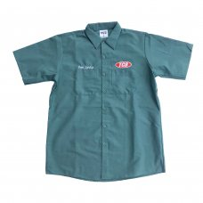 <img class='new_mark_img1' src='//img.shop-pro.jp/img/new/icons47.gif' style='border:none;display:inline;margin:0px;padding:0px;width:auto;' />POOL SERVICE WORK SHIRT - SEA GREEN