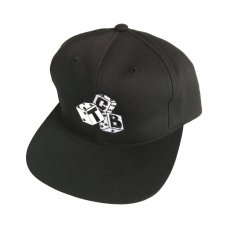 <img class='new_mark_img1' src='//img.shop-pro.jp/img/new/icons5.gif' style='border:none;display:inline;margin:0px;padding:0px;width:auto;' />DICE 5 PANEL SNAPBACK - BLACK