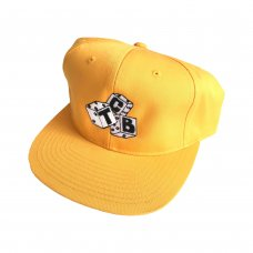 <img class='new_mark_img1' src='//img.shop-pro.jp/img/new/icons5.gif' style='border:none;display:inline;margin:0px;padding:0px;width:auto;' />DICE 5 PANEL SNAPBACK - GOLD