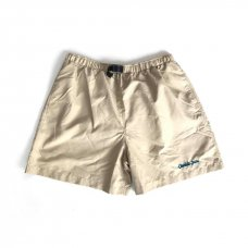 CHOCOLATEJESUS NYLON SHORTS (BEIGE)