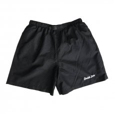 CHOCOLATEJESUS NYLON SHORTS (BLACK)