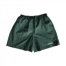CHOCOLATEJESUS NYLON SHORTS (FOREST)