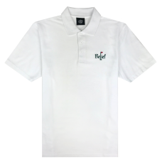 FAIRWAY POLO SHIRT - WHITE