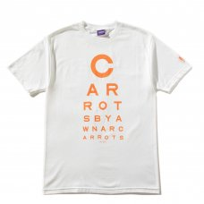 BETA CAROTENE T-SHIRT - WHITE