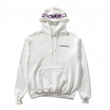 CARROTS CONJOINED CHAMPION ECO HOODIE - WHITE