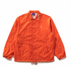 SIGNATURE CARROT COACHES JACKET - ORANGE
