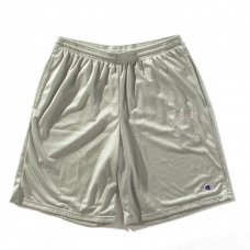 <img class='new_mark_img1' src='//img.shop-pro.jp/img/new/icons5.gif' style='border:none;display:inline;margin:0px;padding:0px;width:auto;' />COLLEGIATE CARROTS CHAMPION MESH SHORTS - ATHLETIC GREY