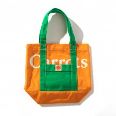 CARROTS X PACIFIC TOTE CO. THE CATALINA TOTE BAG - CARROT