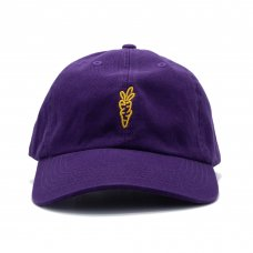 SIGNATURE CARROT BALL CAP - PURPLE