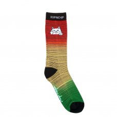 <img class='new_mark_img1' src='//img.shop-pro.jp/img/new/icons5.gif' style='border:none;display:inline;margin:0px;padding:0px;width:auto;' />PEEK A NERMAL SOCKS(RASTA DYE)