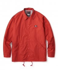 TEAM COACH JACKET - RED