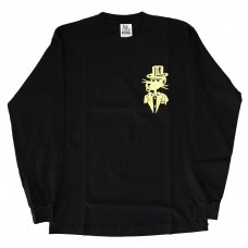 PLOT IS FOILED L/S TEE