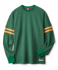 <img class='new_mark_img1' src='//img.shop-pro.jp/img/new/icons47.gif' style='border:none;display:inline;margin:0px;padding:0px;width:auto;' />DOLMAN FOOTBALL TOP - GREEN
