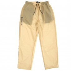 SPORTS PANTS - KHAKI/BLACK