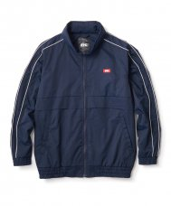 PIPING TRACK JACKET - NAVY