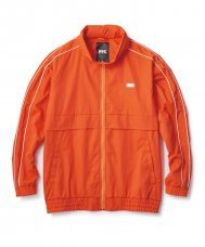 PIPING TRACK JACKET - ORANGE