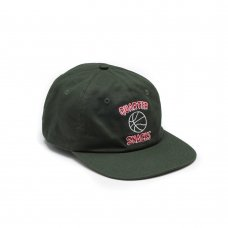 BALL IS LIFE CAP - FOREST GREEN