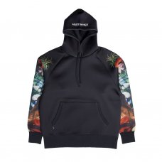 <img class='new_mark_img1' src='//img.shop-pro.jp/img/new/icons5.gif' style='border:none;display:inline;margin:0px;padding:0px;width:auto;' />BOUQUET HOODIE(BLACK)