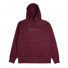 <img class='new_mark_img1' src='//img.shop-pro.jp/img/new/icons5.gif' style='border:none;display:inline;margin:0px;padding:0px;width:auto;' />TONAL LOOPBACK HOODIE(BURGUNDY)