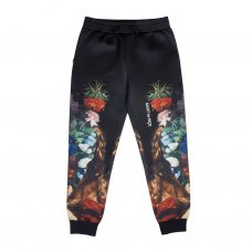 BOUQUET SWEAT PANTS(BLACK)