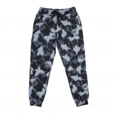 NERM CAMO SWEAT PANTS(BLACKOUT CAMO)