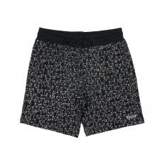 <img class='new_mark_img1' src='//img.shop-pro.jp/img/new/icons5.gif' style='border:none;display:inline;margin:0px;padding:0px;width:auto;' />NERM CROWD SWEAT SHORTS(BLACK)