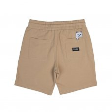 <img class='new_mark_img1' src='//img.shop-pro.jp/img/new/icons5.gif' style='border:none;display:inline;margin:0px;padding:0px;width:auto;' />PEEKING NERMAL SWEAT SHORTS(TAN)