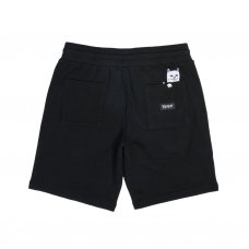 <img class='new_mark_img1' src='//img.shop-pro.jp/img/new/icons5.gif' style='border:none;display:inline;margin:0px;padding:0px;width:auto;' />PEEKING NERMAL SWEAT SHORTS(BLACK)