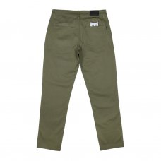LORD NERMAL DENIM PANTS(OLIVE)