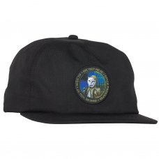 SPACE PROGRAM MESH TRUCKER HAT(BLACK)