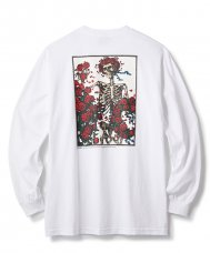 <img class='new_mark_img1' src='//img.shop-pro.jp/img/new/icons5.gif' style='border:none;display:inline;margin:0px;padding:0px;width:auto;' />FTC × GRATEFUL DEAD L/S TEE - WHITE