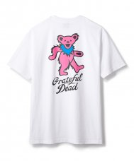 <img class='new_mark_img1' src='//img.shop-pro.jp/img/new/icons5.gif' style='border:none;display:inline;margin:0px;padding:0px;width:auto;' />FTC × GRATEFUL DEAD TEE - WHITE