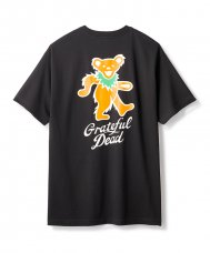 <img class='new_mark_img1' src='//img.shop-pro.jp/img/new/icons5.gif' style='border:none;display:inline;margin:0px;padding:0px;width:auto;' />FTC × GRATEFUL DEAD TEE - BLACK