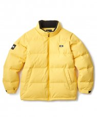 <img class='new_mark_img1' src='//img.shop-pro.jp/img/new/icons5.gif' style='border:none;display:inline;margin:0px;padding:0px;width:auto;' />SIERRA DOWN JACKET - YELLOW