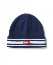 <img class='new_mark_img1' src='//img.shop-pro.jp/img/new/icons47.gif' style='border:none;display:inline;margin:0px;padding:0px;width:auto;' />STRIPED CUFF BEANIE - NAVY